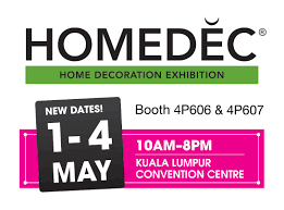 Small Picture HOMEDEC May 2013 Kuala Lumpur Convention Centre Hunter Douglas