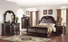 stanley marble top bedroom set