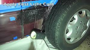how to prep and apply truck bed liner bed liner paint kit truck bedliner coating you