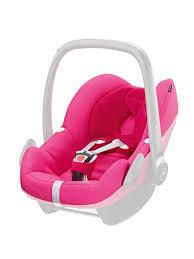 pink maxi cosi cabriofix car seat cosy car seat cover car seat