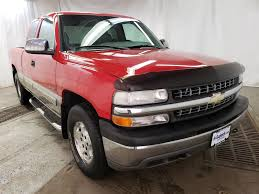 Pre-Owned 2001 Chevrolet Silverado 1500 LS Extended Cab Pickup in ...