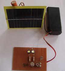solar night lamp engineersgarage solar lamp off