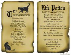 disney inspired hocus pocus spells free printable spell book pages the original with more spell pages