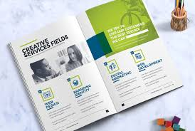 Business Brochure Design Template | Indesign Brochure | Company ...