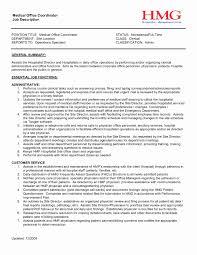 Construction Project Coordinator Resume Examples Project Coordinator Resume Sample Construction Inspirational Fice 6