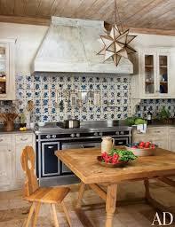 Rustic Kitchen by Studio Peregalli in Saint Moritz, Switzerland