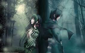 Dark Anime Couple Wallpapers - Top Free ...