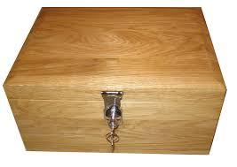 wooden lock box plans designs