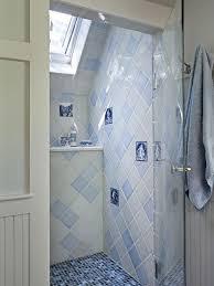 Example of a classic mosaic tile bathroom design in Burlington