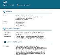 free resume builder com online resume maker for freshers resume builder online
