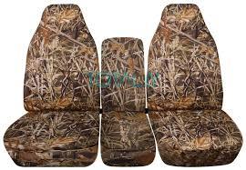 dodge ram 40 20 40 wetland camo seat covers