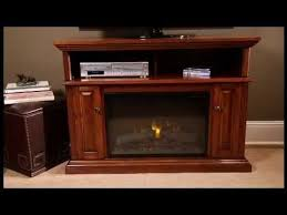 chimneyfree claremont electric fireplace entertainment center in mahogany 26mm1904 m318 you