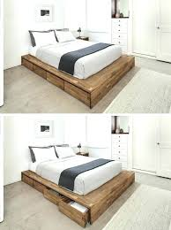 simple wooden bed frame simple wooden bed frame queen how to make a homemade wooden bed