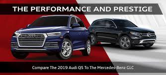 Compare Compact Luxury Suvs 2018 Audi Q5 For Sale In