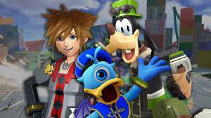 Kingdom Hearts Character Chart Top 10 Uk Games Chart Kingdom Hearts 3 Debuts At No 1