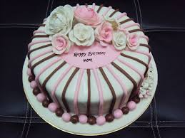 Cakes For Mom L Mis Cupcakes Ipoh Contact 012 5991233 Fondant Cake