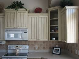 Painted White Kitchen Cabinets Furniture Beauteous Charming Painted White Kitchen Cabinets Ideas