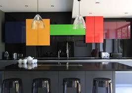 glossy black quartz countertops