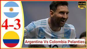 Copa America Football Argentina vs ...