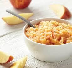 use applesauce as a sugar subsute