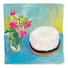 Coconut Layer Cake The Jewish Week Food Wine