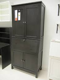 ikea hemnes secretary all of my crafting and sewing things in one place