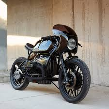 sibling rivalry a bmw r100 cafe racer