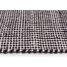 rug culture carlos felted wool rug black natural 320 x 230cm