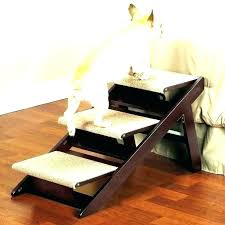 dog steps for high bed doggy steps for tall beds tall pet stairs dog steps for