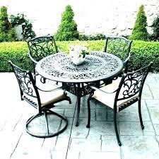 wrought iron patio dining table rectangular black round outdoor setswrought iron patio dining table rectangular black