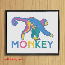 printable vinyl decals elegant art monkey wall art girl monkey wall decals for nursery girl