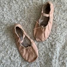 Balera Split Sole Ballet Shoe B30 Pink Size 7 Ballet Slippers Womens Dance