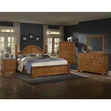 large picture of vaughan bassett reflections 540 queen storage bed with cannonball poster headboard hd