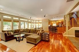 Hardwood Flooring Ideas Living Room New Decorating