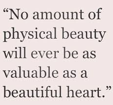 Physical Beauty Quotes Best of No Amount Of Physical Beauty Will Ever Be As Valuable As A Beautiful