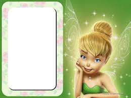 Tinkerbell Invitations Printable Tinkerbell Free Printable Invitations Oh My Fiesta In