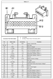 pontiac car radio stereo audio wiring diagram autoradio connector 2004 Cavalier Rear Speaker Wiring pontiac grand am 2005 radio wiring connector c2 2004 cavalier rear speaker wiring