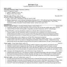 Private Equity Resume Template Investment Banker Resume Example Home Design  Ideas and Design Ideas