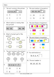 Patterns Online Classy Patterns And Algebra Mathematics Skills Online Interactive