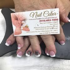 best nail salon in wilmington nc 28411