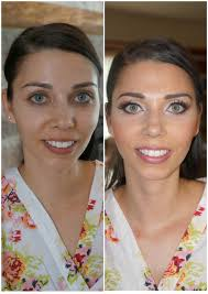 before after makeup flawless