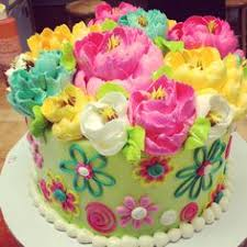 87 Images Of Birthday Cakes With Flowers Happy Birthday Cake