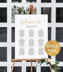 9 Banner Seating Chart Designs Templates Psd Ai Free