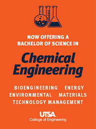 UTSA launches chemical engineering degree program to fill an unmet ...