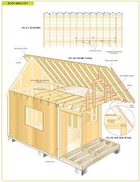 woodworking design free shed framing uk garden storage with materials list cottage bunkie