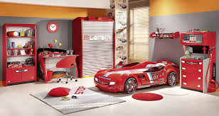 ... Kids Furniture, Boys Bed Set Kids Bed In A Bag Belcourt Jr. Cherry 5 ...
