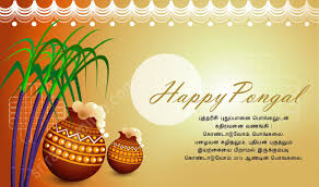 Thai Pongal Wishes ...