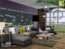 on the sims resource sims 3 wall art with artvitalex s newark living room