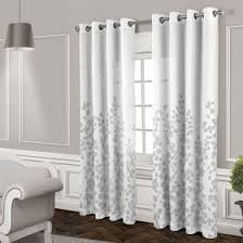 office drapes. Wilshire Sheer Grommet Curtain Panel- White 84-in Office Drapes
