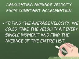 image titled calculate average velocity step 9